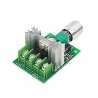 Módulo de placa de desarrollo de interruptor de velocidad infinitamente variable DC6-12V 6A de alta potencia PWM