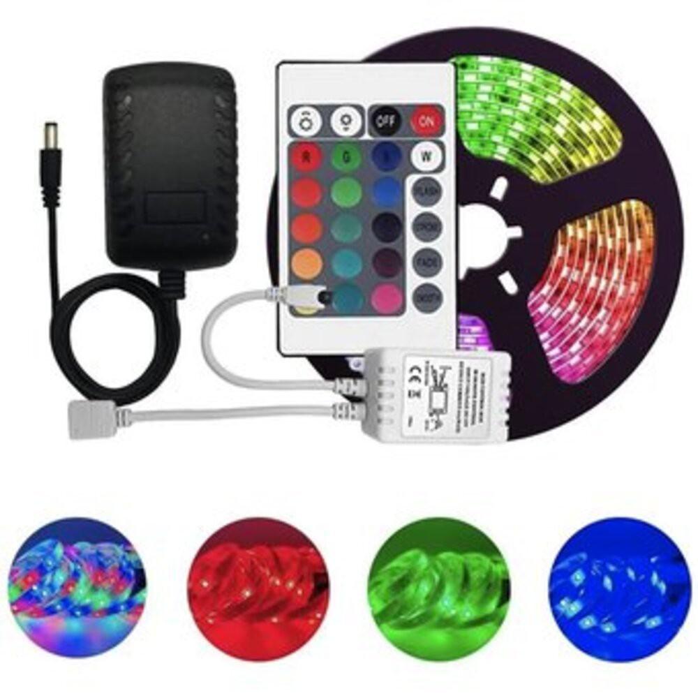 Tira Led RGB 3 Colores 5m