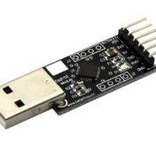 Conversor usb a serial TTL UART