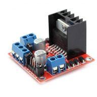 L298 Controlador de motor dc y pap L298N L298