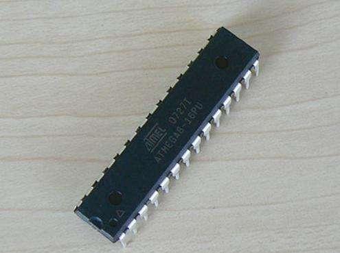Free shipping 5pcs lot ATMEGA8 16PU DIP 28 IC font b AVR b font microcontroller 8