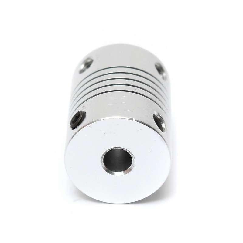 acoplamiento elastico de eje de 5mm a 8mm