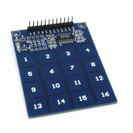 arduino ttp229 16 channel digital touch capacitive