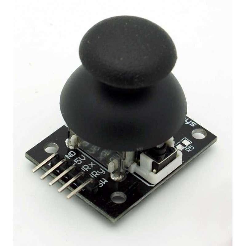 dual axis xy joystick biaxial button joystick ps2 game joystick sensor joystick module ardunio