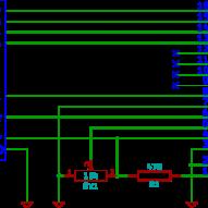 esquematico LCD con Arduino