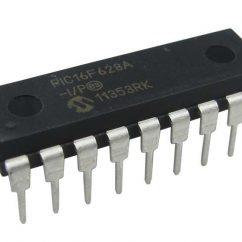 PIC16F628A LRG