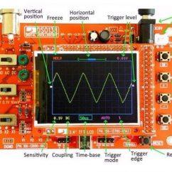 dso138 24 tft osciloscopio digital pronta entrega D NQ NP 877611 MLB20601155163 022016 F