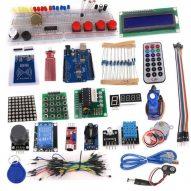 Kit Starter KIT Starter XL avanzado kit Arduino con Caja y libro