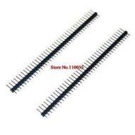 wholesale 10pcs 40 pin 1x40 single row male
