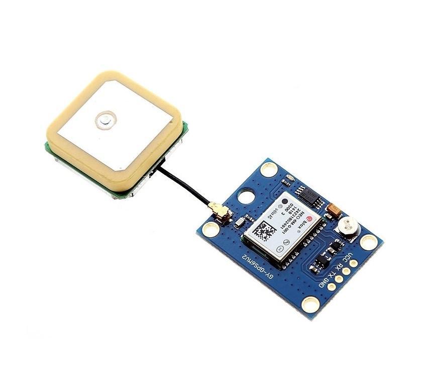 Módulo GPS Ublox NEO 6M v2 1