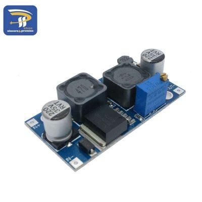 Convertidor step up boost regulador de voltaje XL6009