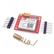 M s peque o SIM800L GPRS GSM m dulo micro de la tarjeta SIM cuatribanda TTL