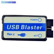 Mini USB Blaster cable para CPLD FPGA nios JTAG programador soporta todos atlera deveice 100 origen