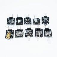 Nuevo sensor kit 37 en 1 Sensor Kit para arduino RRGB joystick fotosensible detecci n de 5