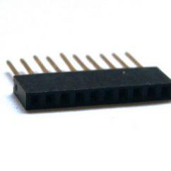 Pin Hembra 10CON Tipo Arduino COTA0010 imagen3