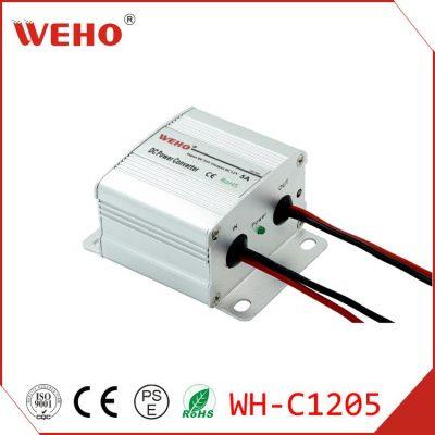 WH C1205 CE RoHS aprobado 60 W convertidor 24 V DC a 12 V DC