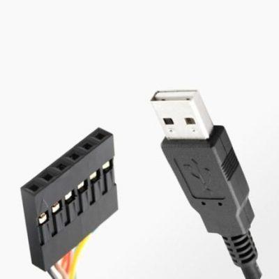 cable ftdi conversor usb a serial ttl 33v 1
