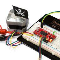 controlador easydriver para motores paso a paso 1