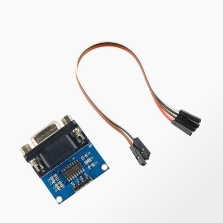 conversor serial rs232 ttl 1
