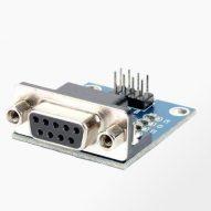 conversor serial rs232 ttl