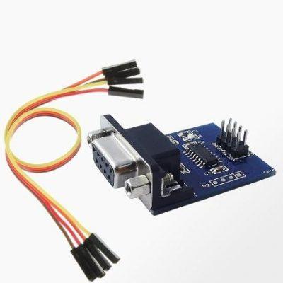 serial Módulo RS232 a TTL serial