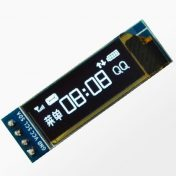 display oled 091 128x32 i2c 2