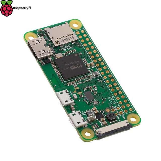 ltimas frambuesa PI Zero W Wireless PI 0 con WiFi y Bluetooth 1 GHz CPU.jpg 640x640