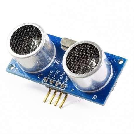 sensor ultrasonido hc sr04