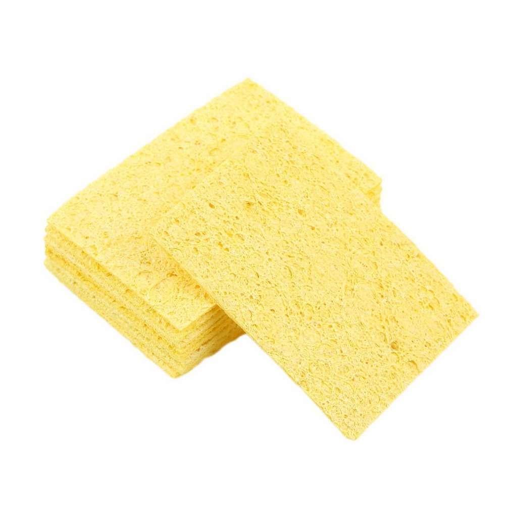 x10 esponja para limpiar cautin estano soldadura D NQ NP 901976 MCO26525741879 122017 F