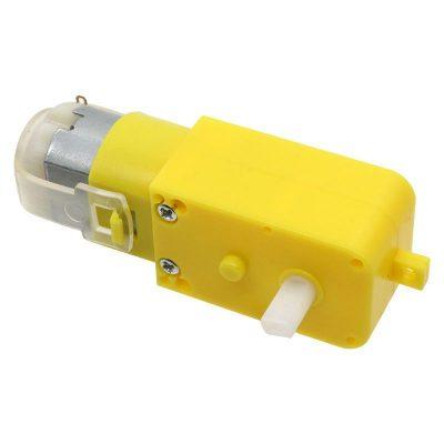 Motorreductor con caja reductora 6V 1 48 1