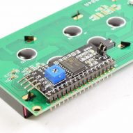 modulo adaptador lcd a i2c