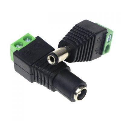 5 5 x 2 1mm Male Female DC Power 12V 24V Jack Adapter Connector Plug CCTV.jpg 640x640