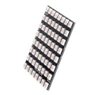 matriz 8x8 de 64 leds rgb neopixel sdas5050 ws2812