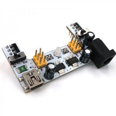 2 channel 33v 5v xd 42 breadboard power supply module