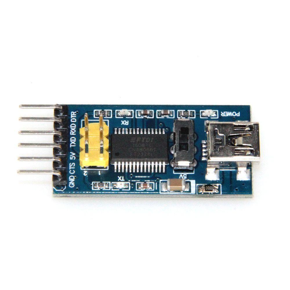 1-unid-b-sicos-Placa-de-adaptaci-n-para-FTDI-FT232RL-de-USB-a-TTL-serie