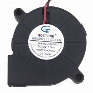 2-unids-gdstime-5015-12-V-doble-rodamiento-de-bolas-DC-Sopladores-ventilador-50mm-50mm-x-1