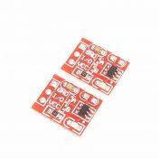 Módulo TTP223 botón táctil arduino