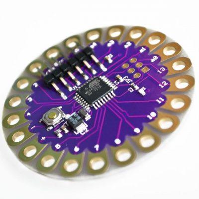 Placa ATmega328 Lilypad Arduino