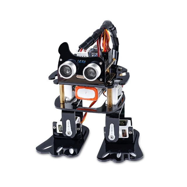 Kit robot bípedo compatible con Arduino