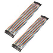 Dupont cables hembra hembra para Arduino