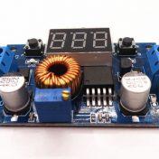 Módulo DC-DC convertidor boost ajustable
