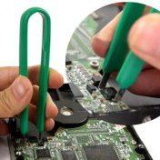 Pinza Electrónica para extracción de circuitos integrados