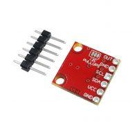 10 piezas MCP4725 I2C DAC Módulo de adaptación Placa de desarrollo 1