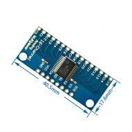 CD74HC4067 módulo multiplexor Digital de 16 Canales para 1
