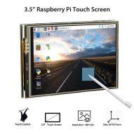 Pantalla lecrow 3,5 pulgadas pantalla táctil Raspberry Pi 3 480x320 TFT 3,5  1