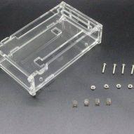 case arduino mega r3 acrilico