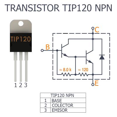 tip120 esquema