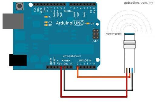 concexion arduino