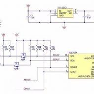 esquema sensor telmetria