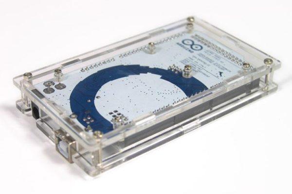 carcasa arduino mega r3 acrilico